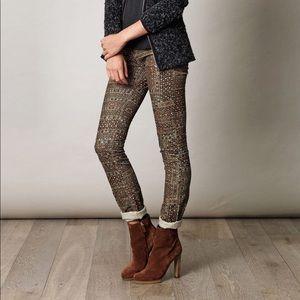 Isabel Marant Etoile Itzel Corduroy Pants Trouser